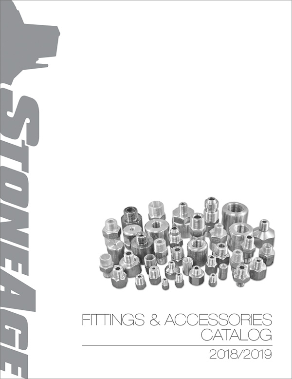 2018-19 StoneAge Fittings and Accessories Catalog