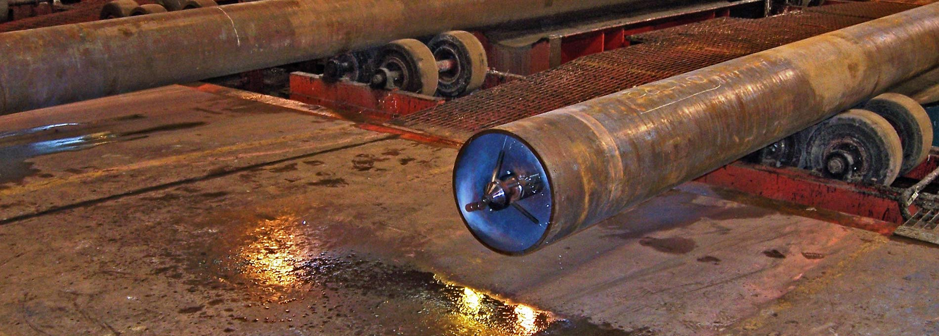BJV pipe cleaning