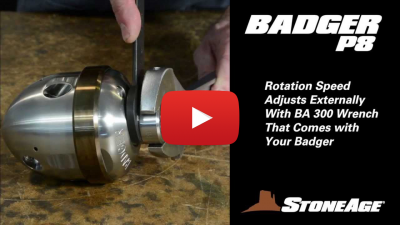 6-inch Badger Tool Maintenance Video