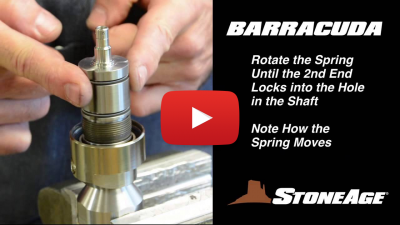 Banshee Tool Maintenance Video