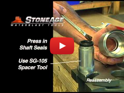 SG Swivel Tool Maintenance Video