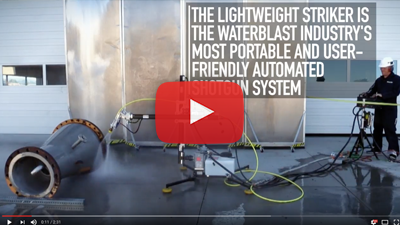 Lightweight Striker video